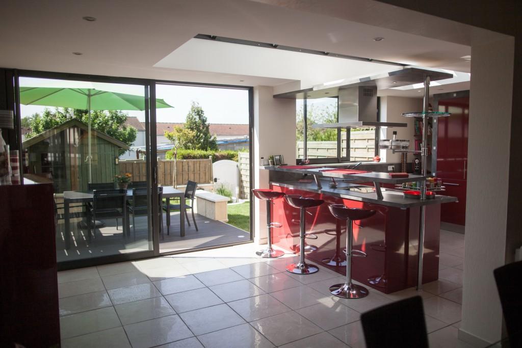 veranda cuisine meilleures images d 39 inspiration pour votre design de maison. Black Bedroom Furniture Sets. Home Design Ideas